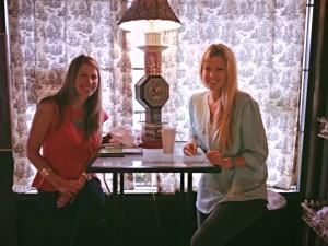 Interview with Charlotte Journalist Extraordinaire