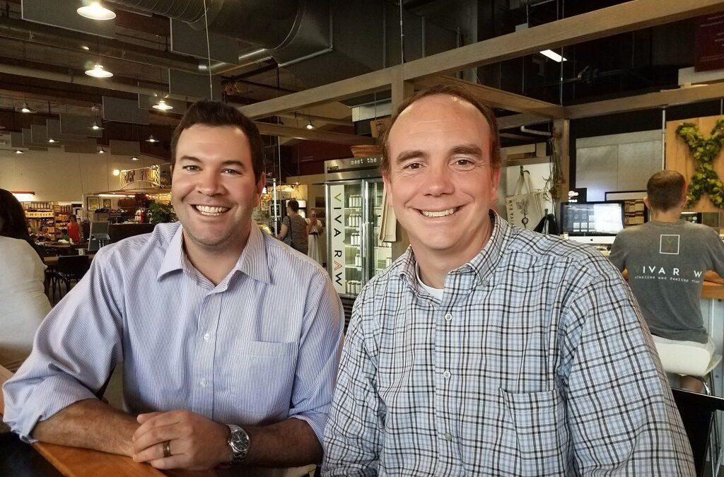 Q&A With Charlotte Center City Partners' Steven Cole